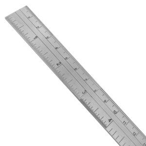 """6"""" Stainless Steel Ruler"""